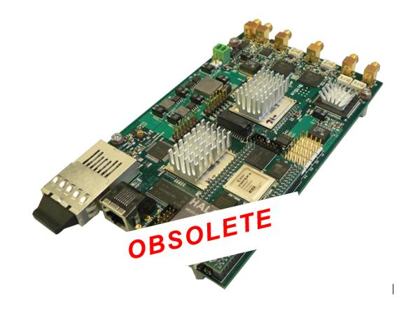 Ultra High-Speed Acquisition Board