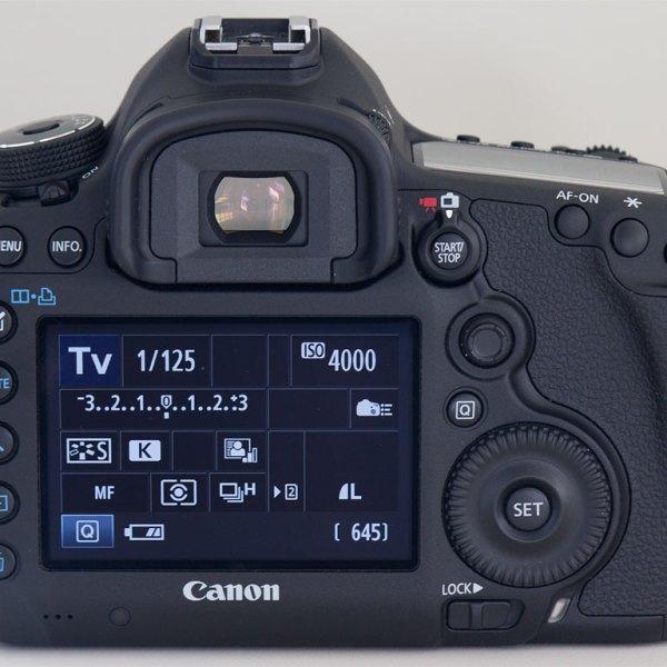 Produto Usado - Canon 5D Mark III