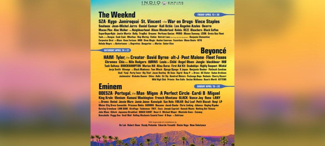 Bitsmag estará no Coachella 2018