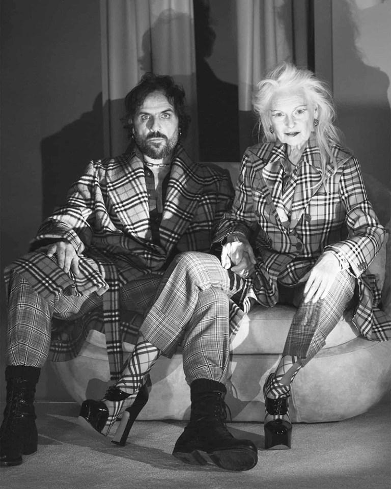 Burberry & Vivienne Westwood