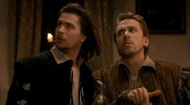 10. Rosencrantz and Guildenstern, from 'Rozencrantz and Guildenstern Are Dead' by Tom Stoppard
