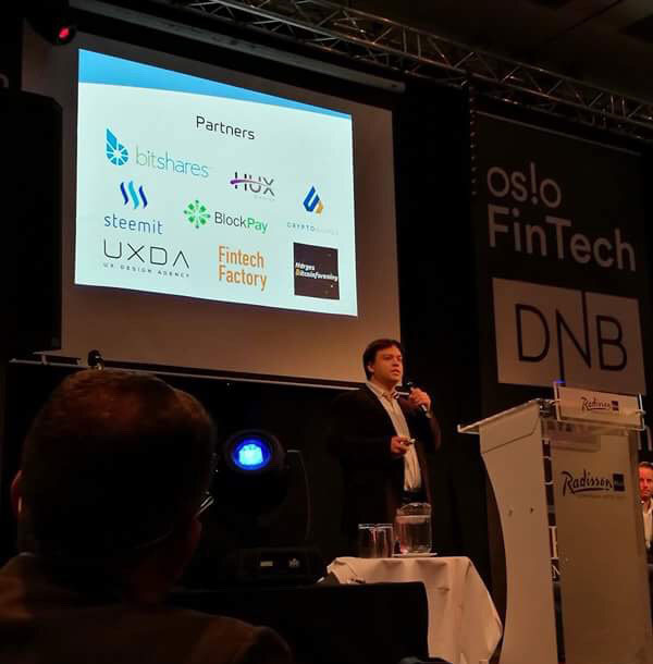 BitGate won Norwegian Fintech Award