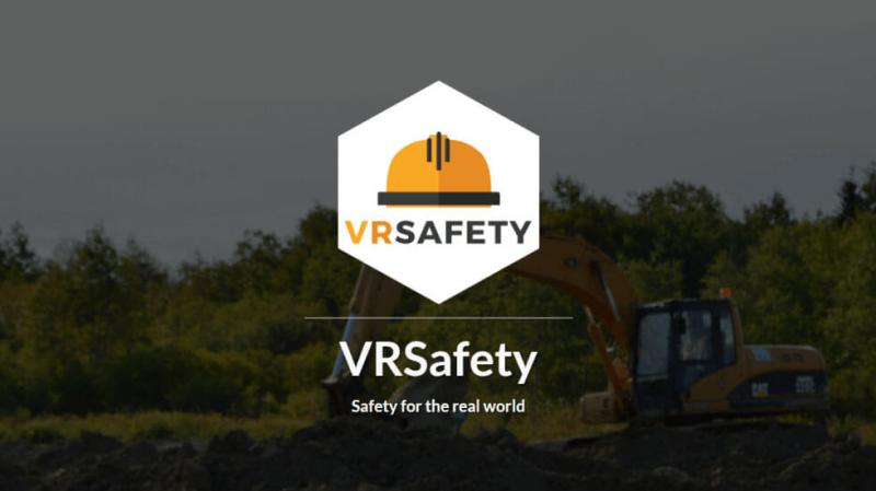 vr safety title card