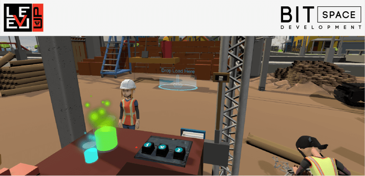 LevelUp VR