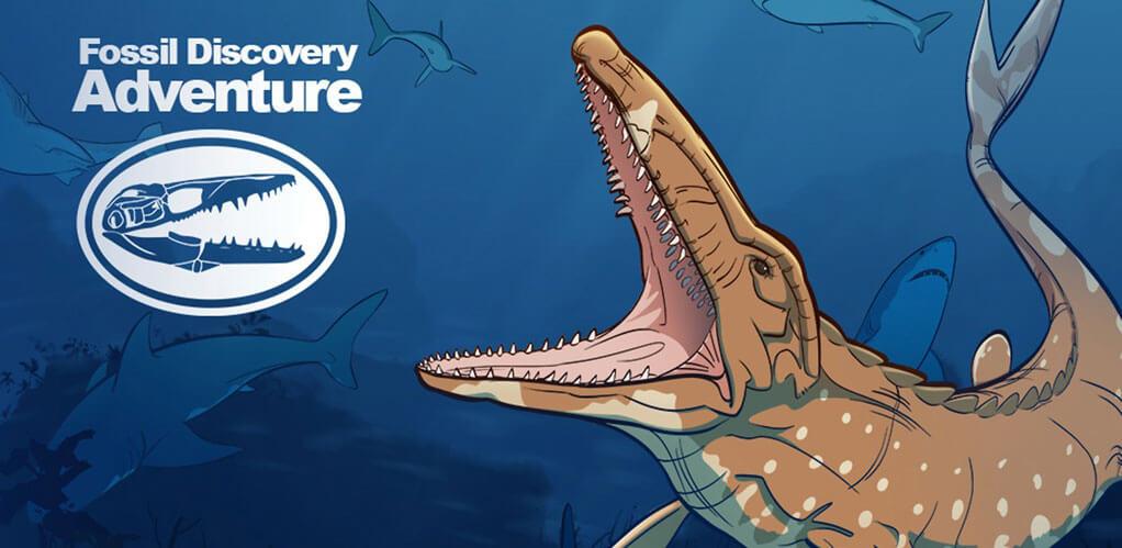 Fossil Discovery Adventure banner