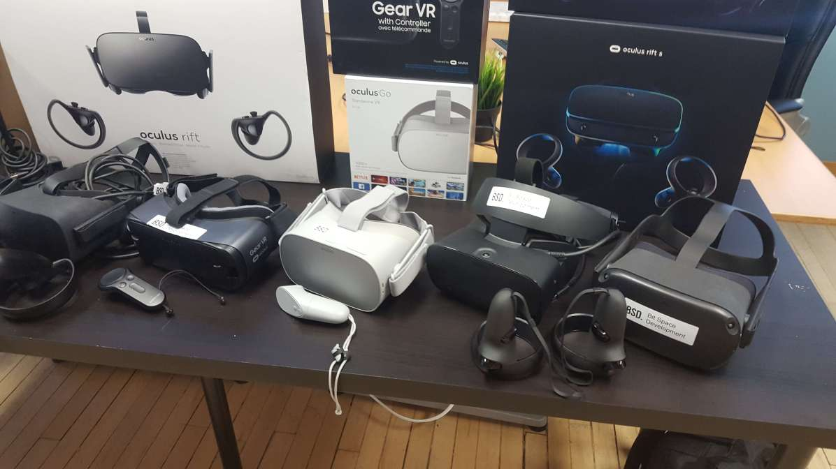 Business VR Headset Buyer's Guide