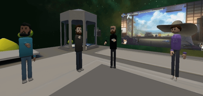 BSD AltspaceVR Meeting