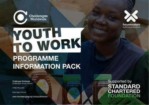 Standard Chartered Futuremakers Youth to Work Programme