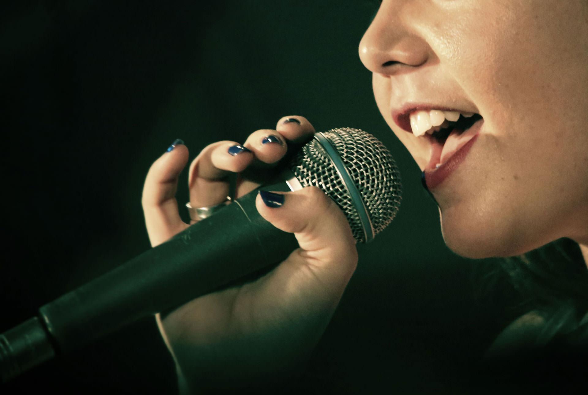 Singen im Toonstudio