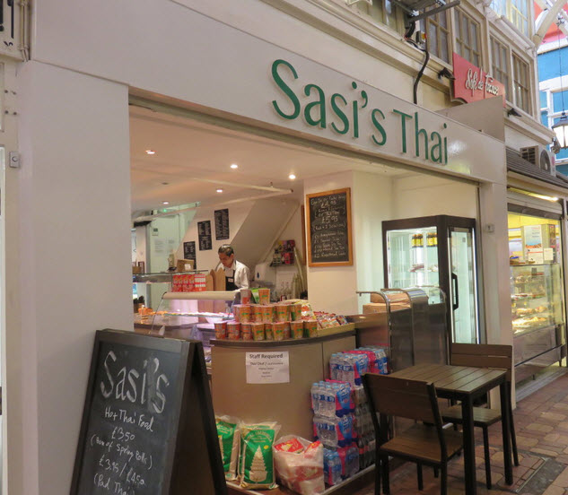 Sasis Thai in Oxford