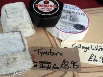 North Parade Farmers Market - The Oxford Cheese Company