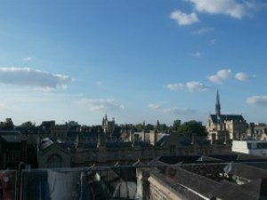 The Varsity Club Oxford - Rooftop View1