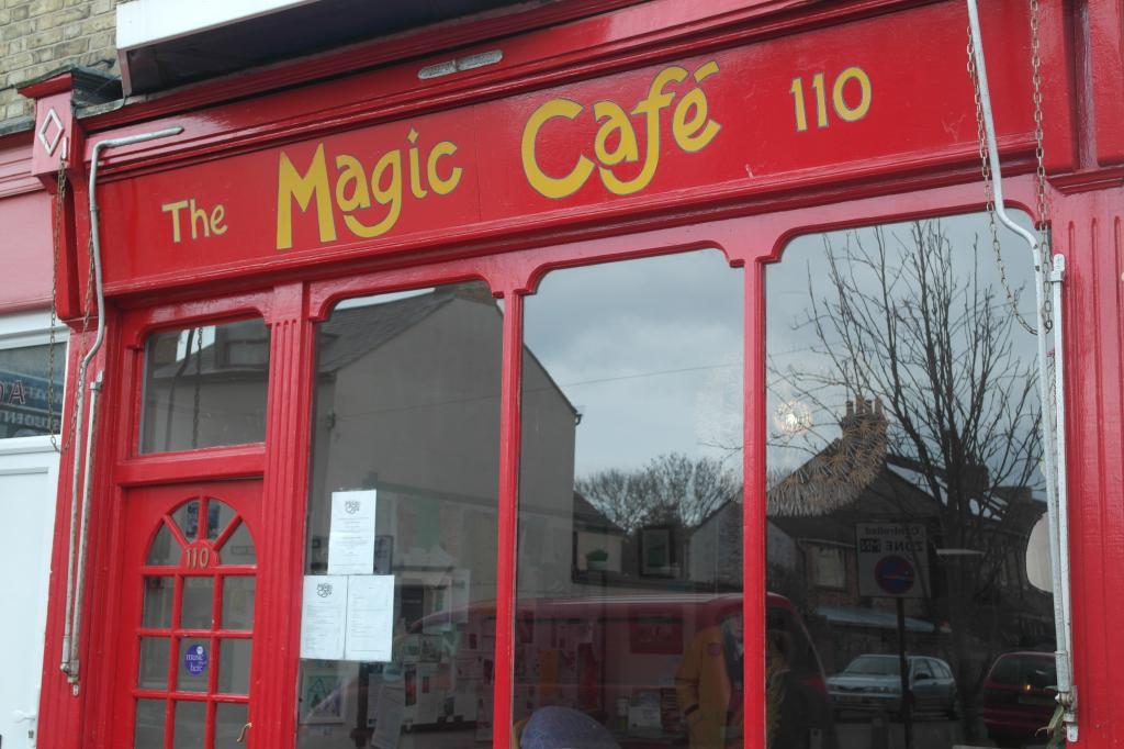 Magic Cafe Oxford