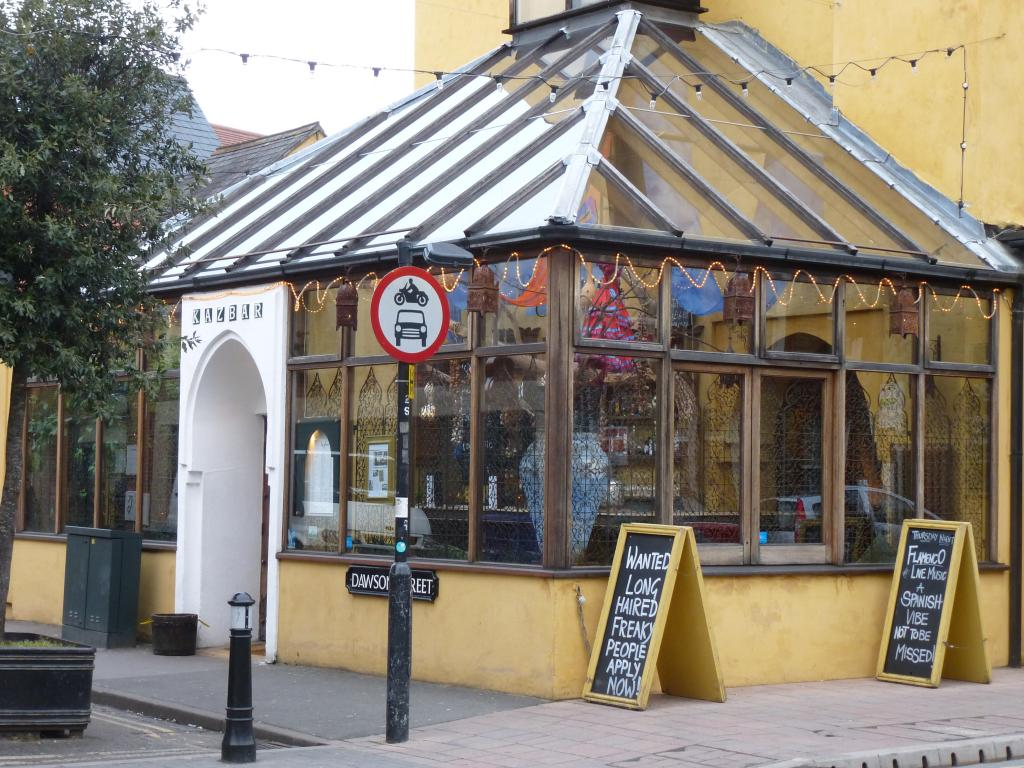 Kazbar in Oxford