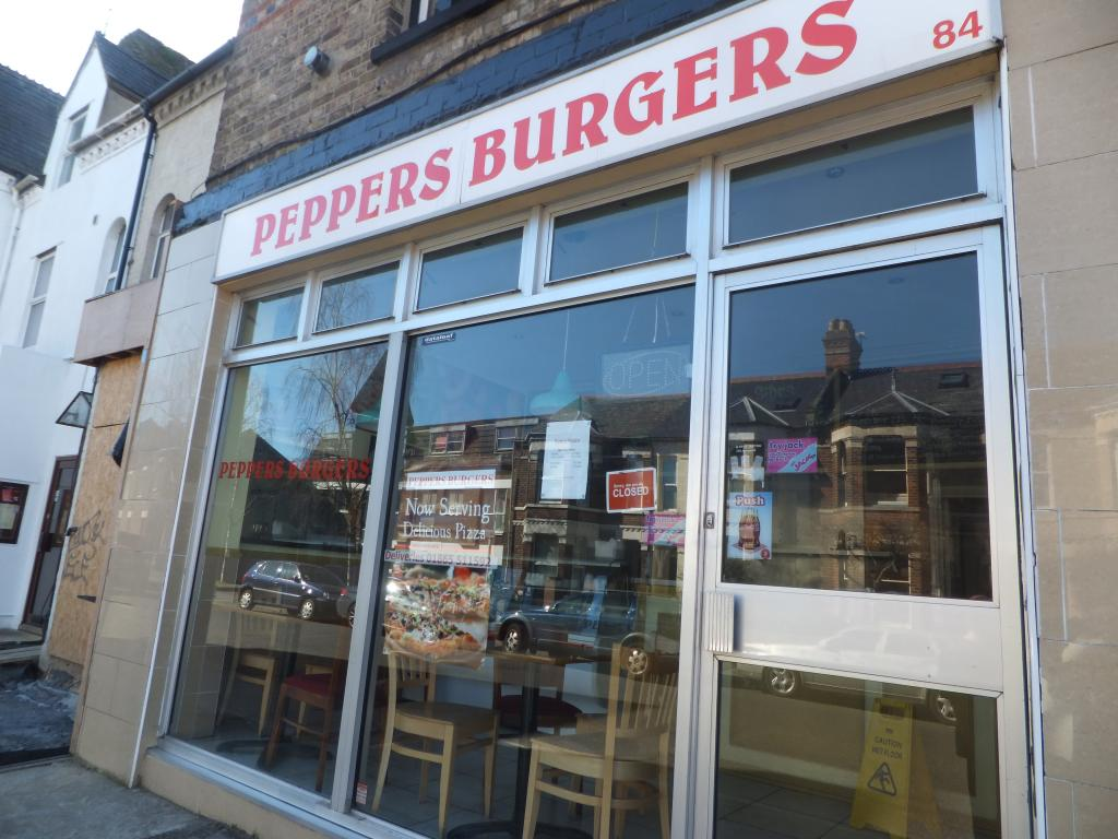 Peppers Burgers in Oxford