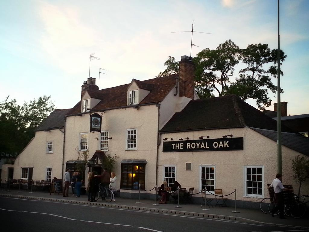 The Royal Oak Oxford