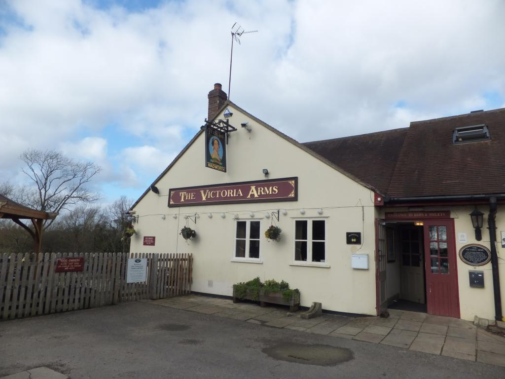 The Victoria Arms in Oxford