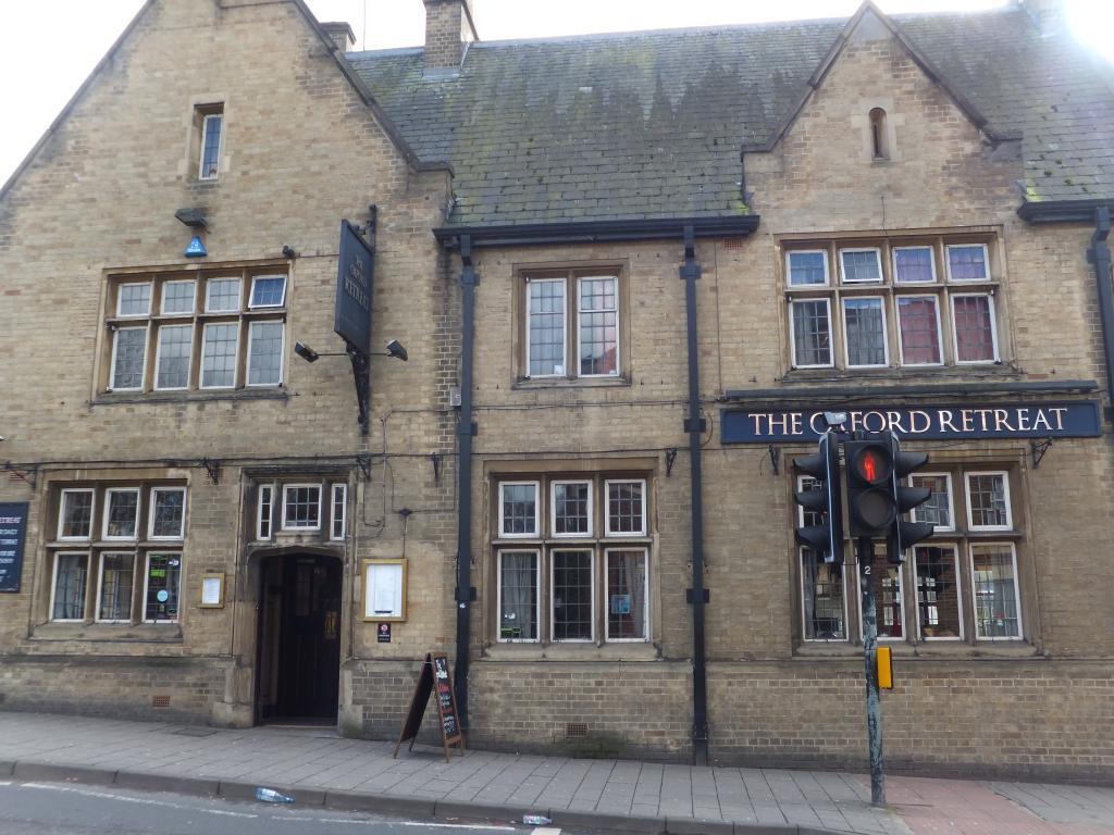 The Oxford Retreat in Oxford