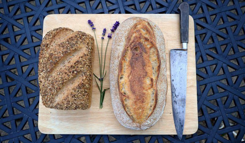 Natural Bread Company Bread