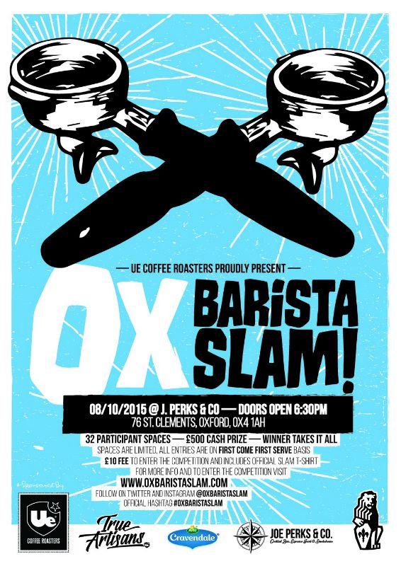Ox Barista Slam