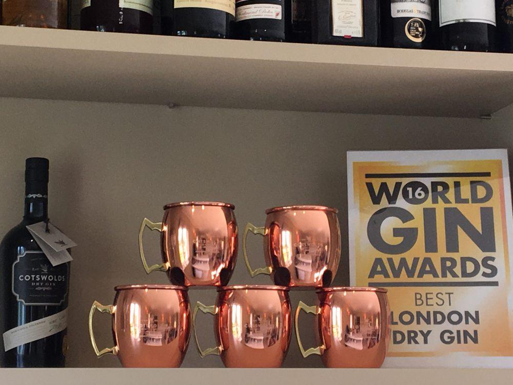 Cotswolds Distillery Award Winning Gin
