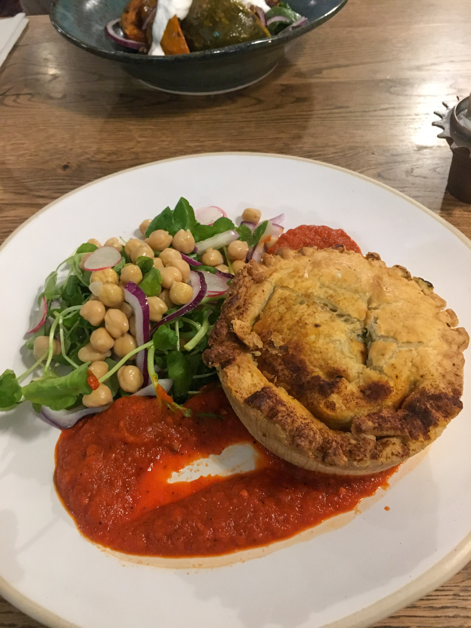 The Bicycle Shed Oxford - Best Vegan Food in Oxford 2020