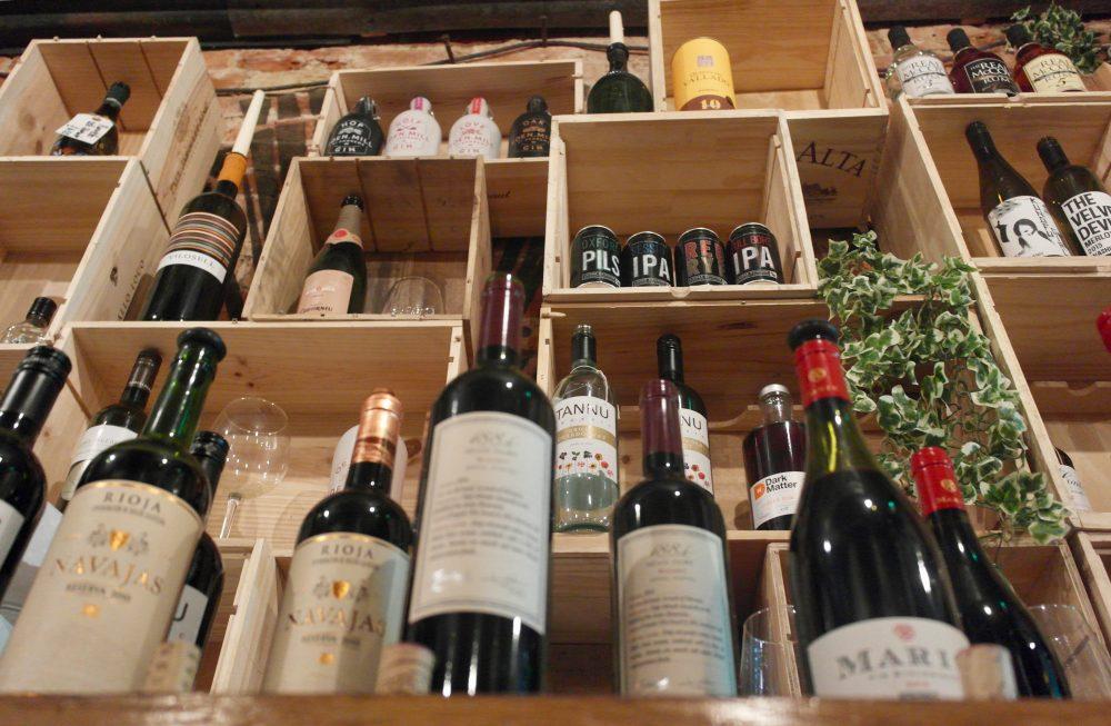 Vine Oxford
