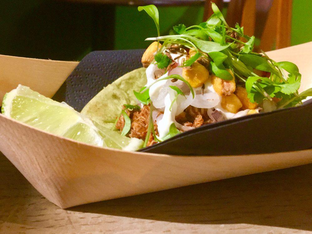 Taco Bandits @ Organic Deli Cafe Oxford