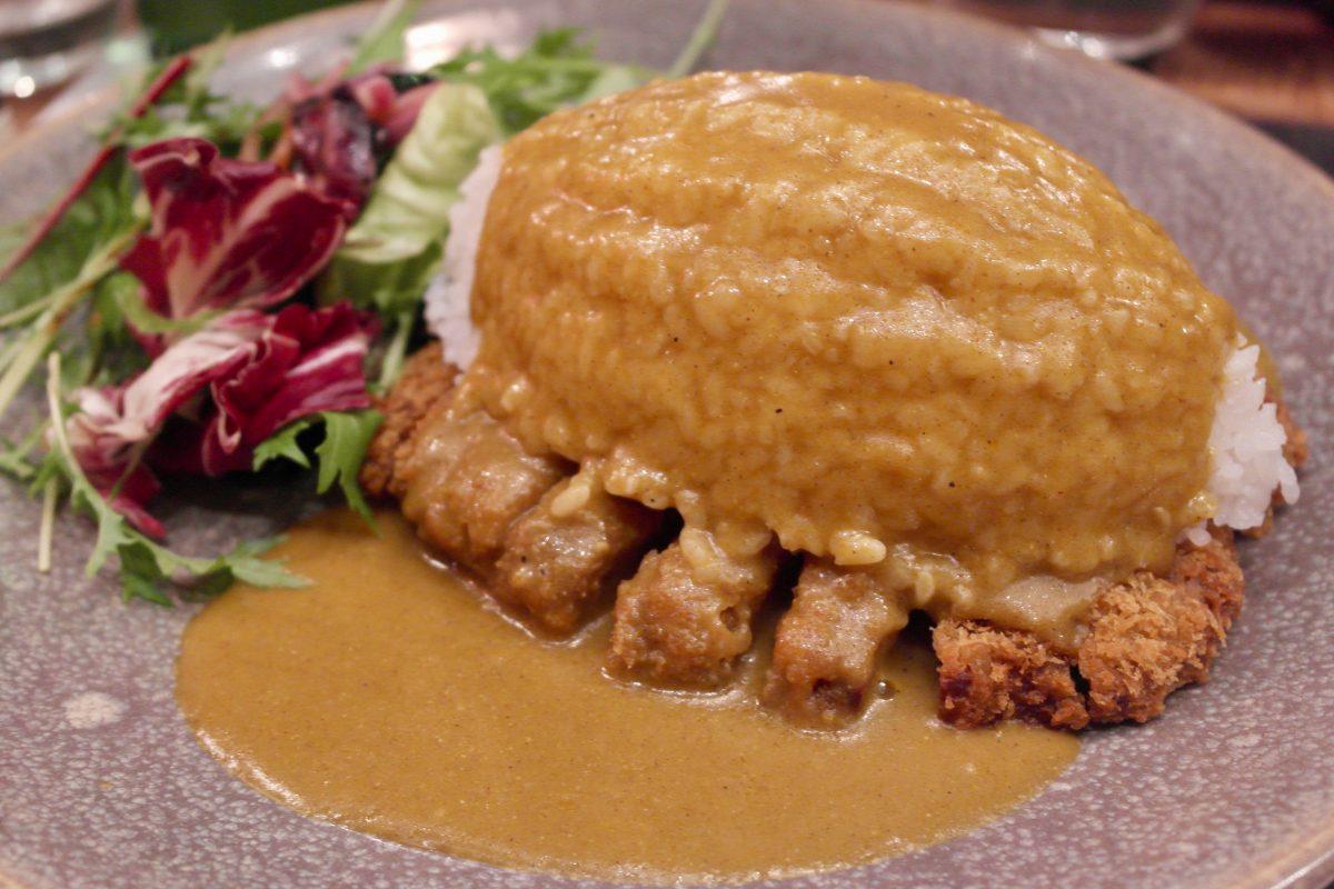 Wagamama's Seitan Vegan Katsu Curry
