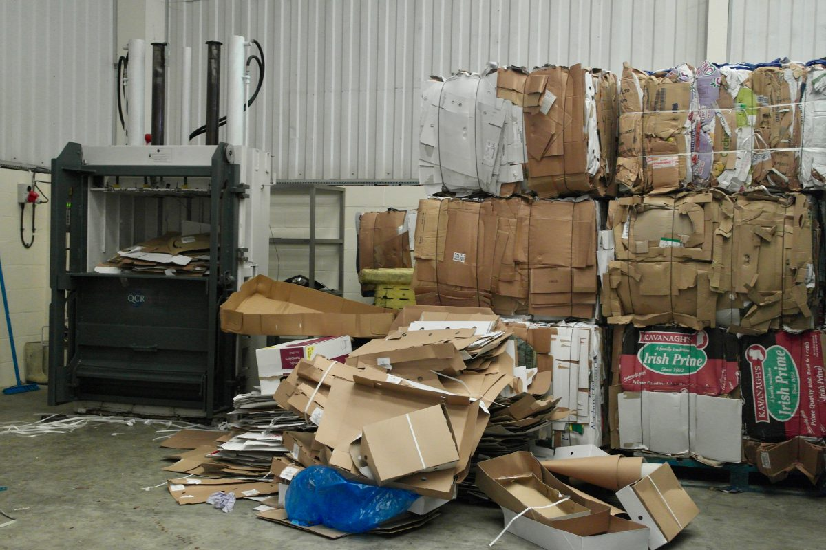 Aldens Butchers Oxford Recycling