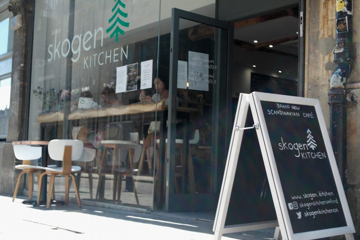 Skogen Kitchen Oxford | Image Credit Bitten Oxford