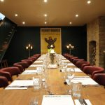 Branca Oxford - Private Dining Green Room