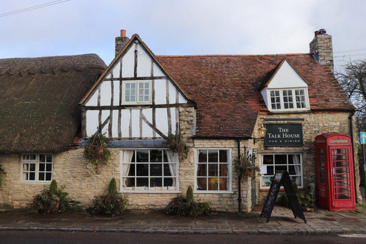 The Talk House, Stanton St John