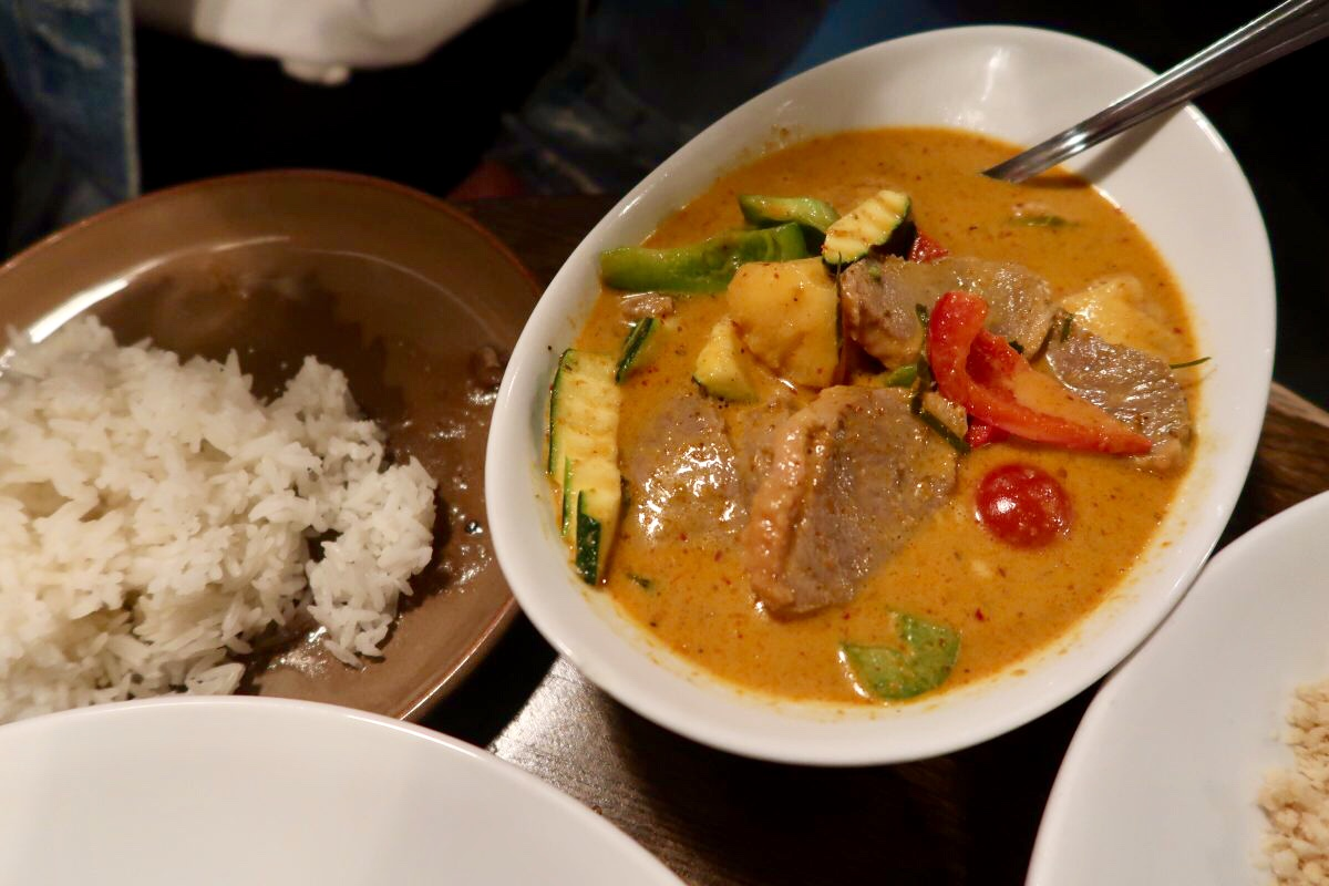 The Old Tom, Thai Restaurant, Oxford | Image Bitten Oxford