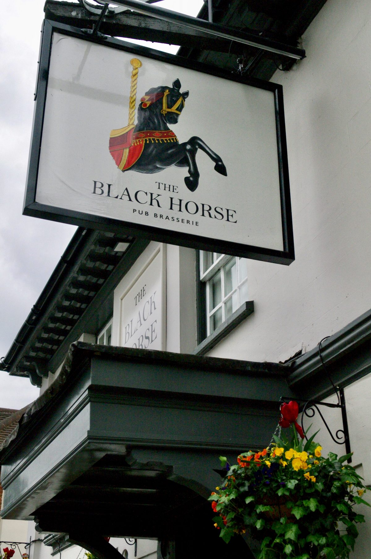 The Black Horse Thame, Oxfordshire | Bitten Oxford