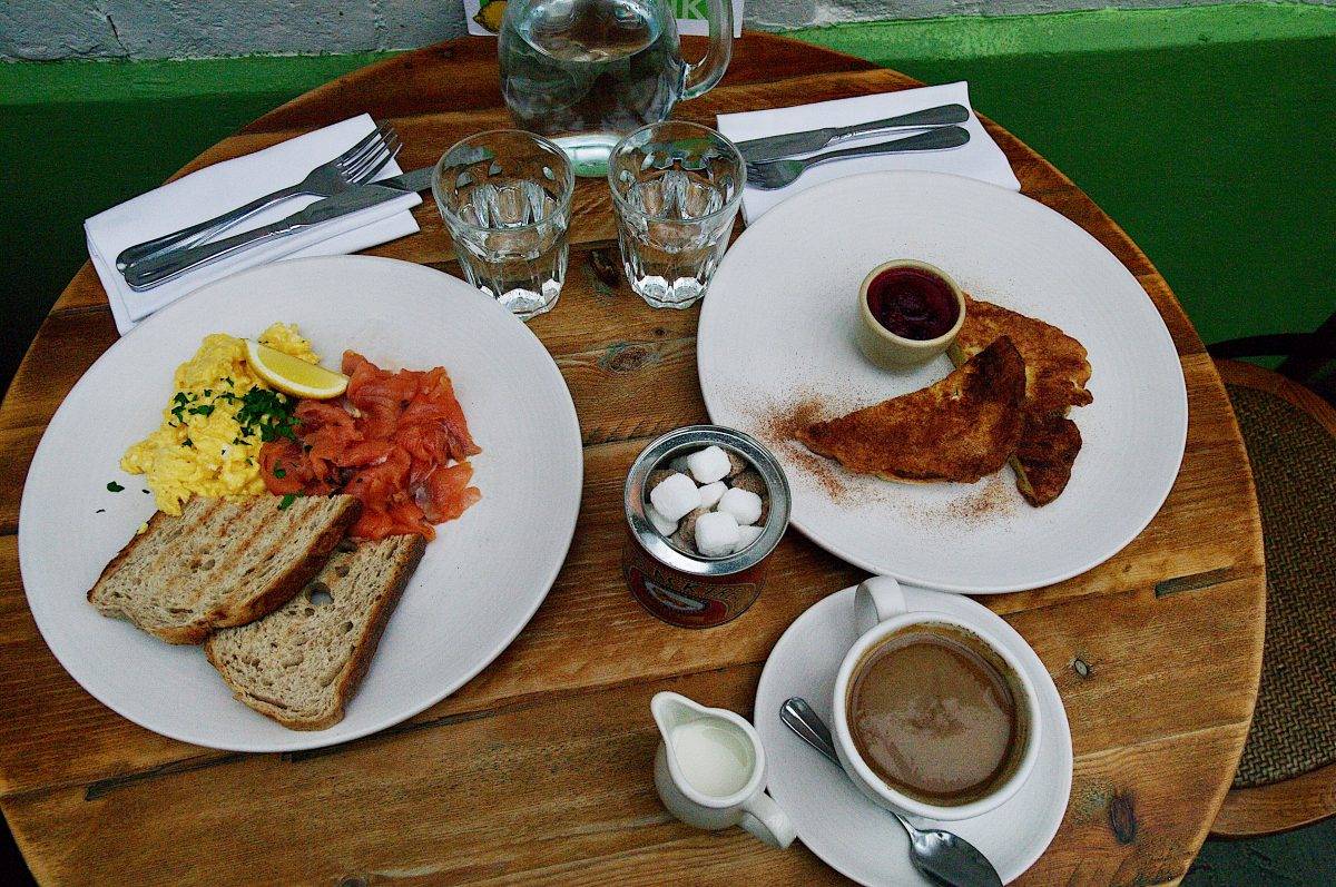 Breakfast at The Black Horse Thame, Oxfordshire | Bitten Oxford
