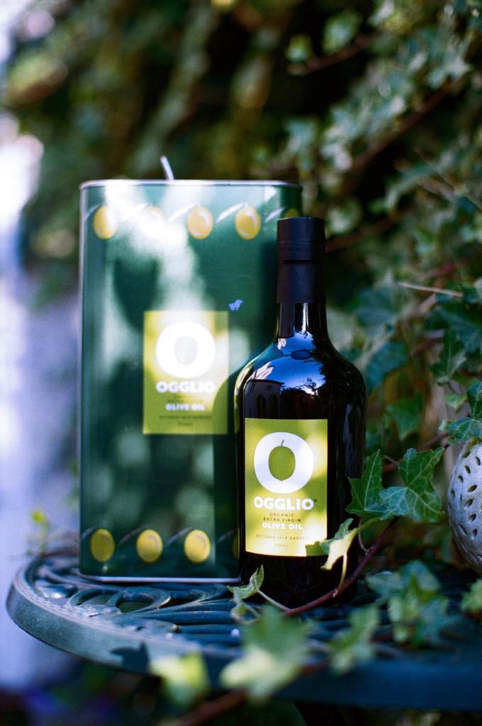 Ogglio Olive Oil