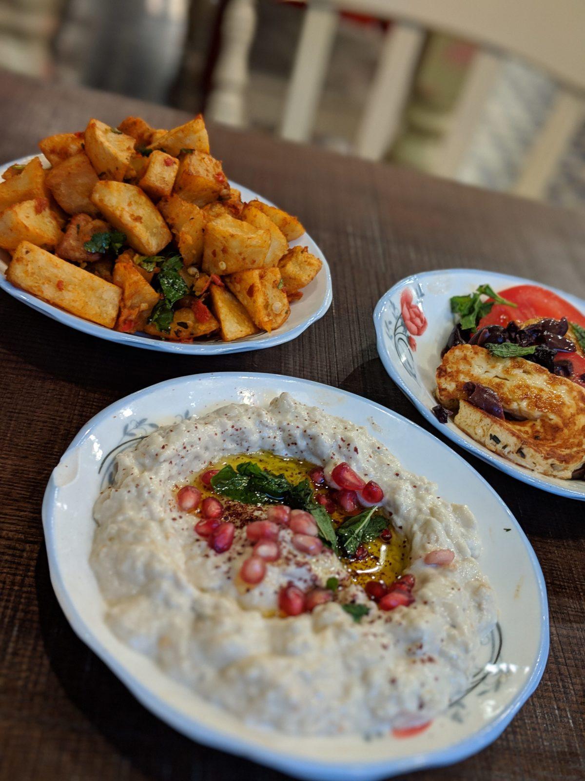 Comptoir Libanais Oxford | Image Copyright Bitten Oxford