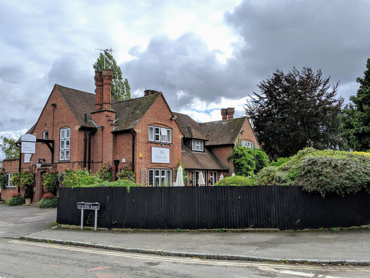 The Baskerville, Lower Shiplake, Henley | Image Credit Bitten Oxford