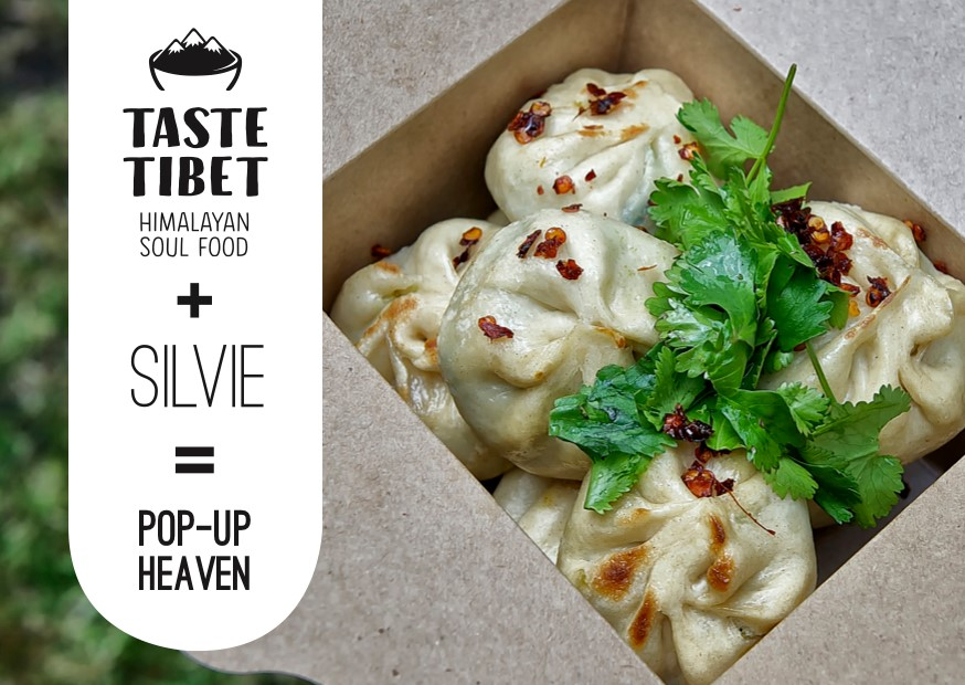 Taste Tibet pop up at Silvie