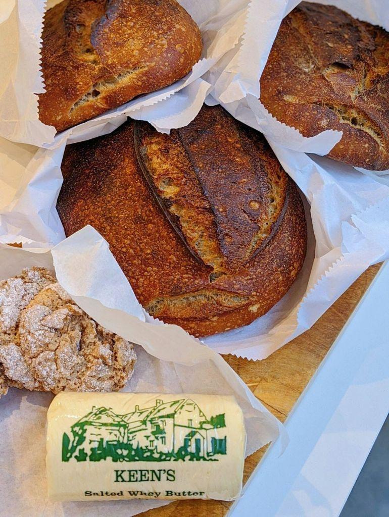 local producer hamblin bread