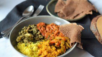 Lula's Ethiopian Cuisine | Image Bitten Oxford