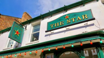 The Star pub in East Oxford