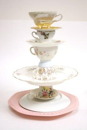 Teacups Repurposed