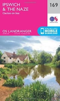 OS Landranger - 169 - Ipswich, The Naze