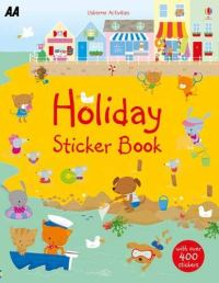 AA Holiday Sticker Book