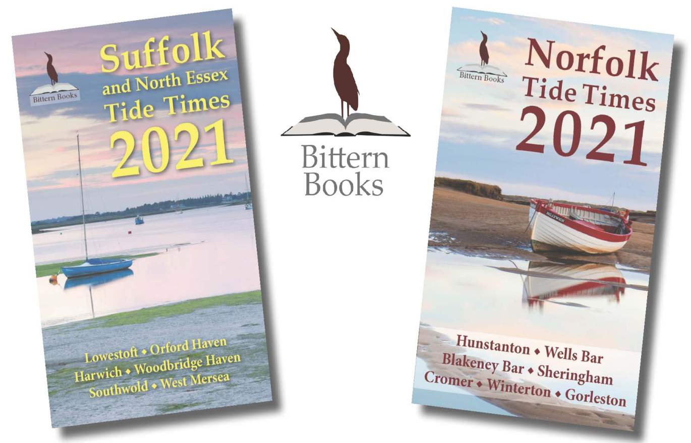 2021 Tide Table Booklets Now Available
