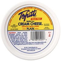 Tofutti Better Than Cream Cheese, 8 oz
