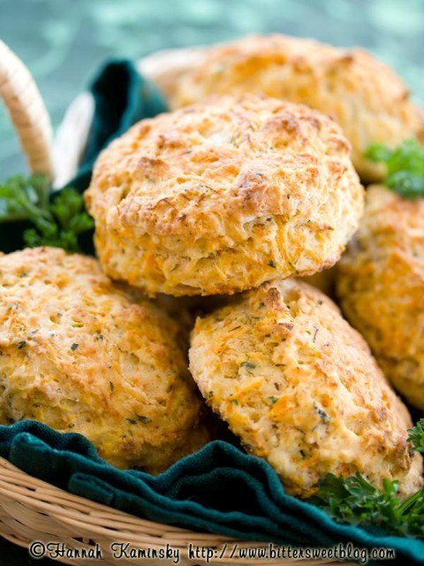 Garden Herb Biscuits