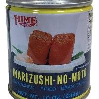 Hime Inarizushi-No-Moto Seasoned Fried Bean Curd Canned 10 oz